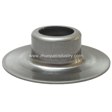 High Precision Conveyor Parts Stamped Bearing Housings